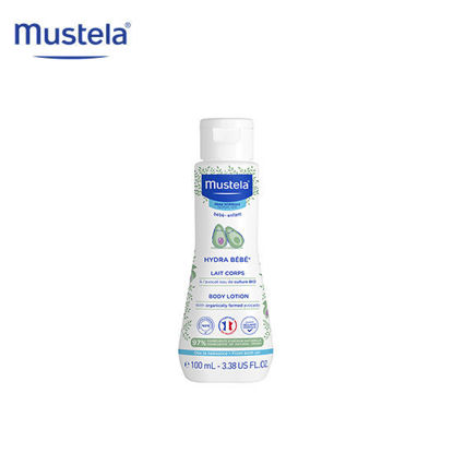 Picture of Mustela Hydra Bebe Body Lotion 100ml