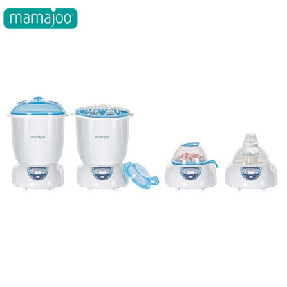 Picture of Mamajoo 5-in-1 Digital Steam Sterilizer & Warmer w/ Drier Function