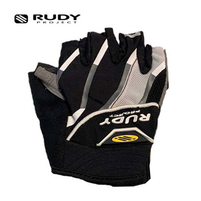 Picture of Rudy Project Grinder Gloves White Large