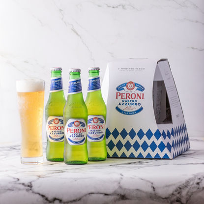 Picture of Peroni Nastro Azzurro 3 Bottles 330ml