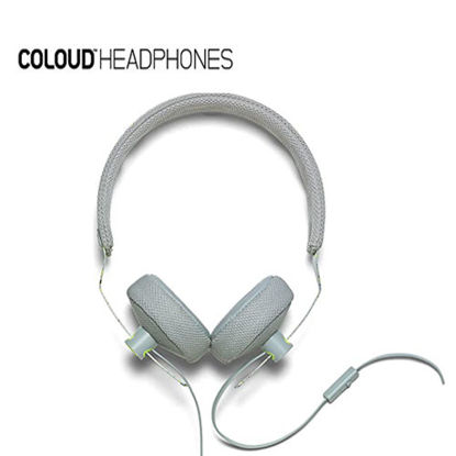 Picture of Coloud  The No. 8 Earphone Gry/Splash