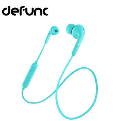 Picture of Defunc Bluetooth Earphones Basic Music Cyan