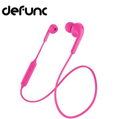 Picture of Defunc  Blutooth Earphones Basic Music Pink
