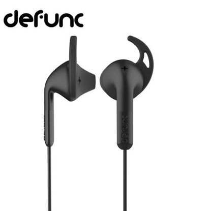 Picture of Defunc  Go Sport Black