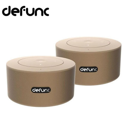 Picture of Defunc Speaker Bluetooth Duo Gold