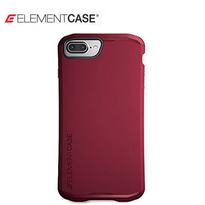 Picture of Element Case Ics Aura Ip7 Deep Red