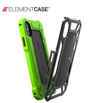 Picture of Element Case Ics Roll Cage Ipx Green