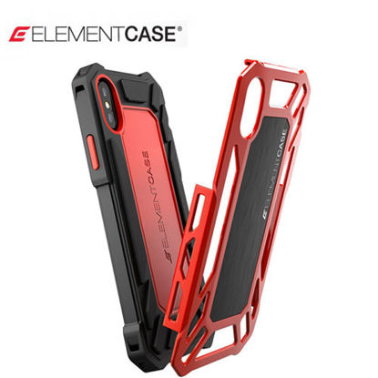 Picture of Element Case Ics Roll Cage Ipx Red