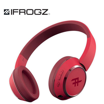 Picture of iFrogz  Audio Coda Wireless Red