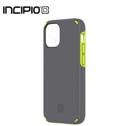 Picture of Incipio Pro Duo Ip12Mini Gray/Volt Green