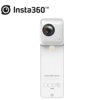 Picture of Insta360 Unt Insta 360 Nano White