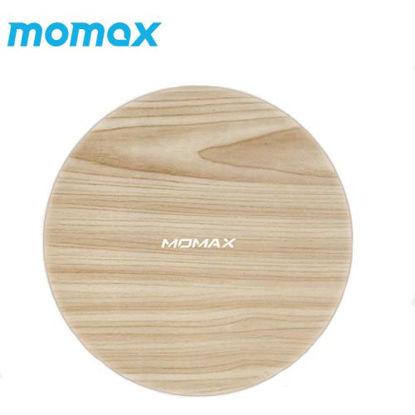 Picture of Momax Chr Q.Pad Xs Ultra Slim Fast Wireless 15W Wood