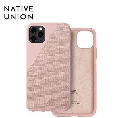 Picture of Native Union Pro Clic Canvas Iphone 11 Pro Max Rose