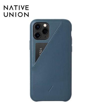 Picture of Native Union Pro Clic Card Iphone 11 Pro max Indigo