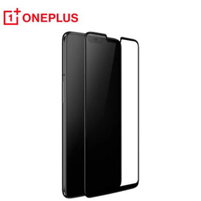 Picture of Oneplus Pro 3D Tempered Glass Op7 Black