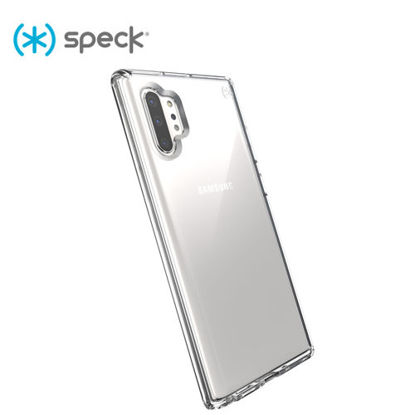 Picture of Speck Pro Presidio Stay Samsung Note10P Clear