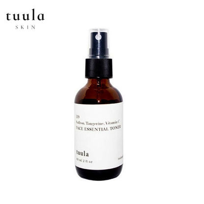 Picture of Tuula Skin 139 Saffron Tangerine Vitamin C Face Essential Toner 60ml