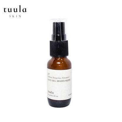 Picture of Tuula Skin 287 Saffron, Tangerine, Vitamin C Face Gel Moisturizer 30 mL