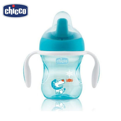 Picture of Chicco Training Cup 6M+ BlueDino