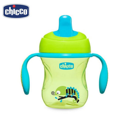 Picture of Chicco Training Cup 6M+ GreenChameleon