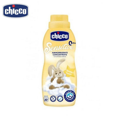 Picture of Chicco Super Concentrated Baby Fabric Softener Tender Touch 750ML