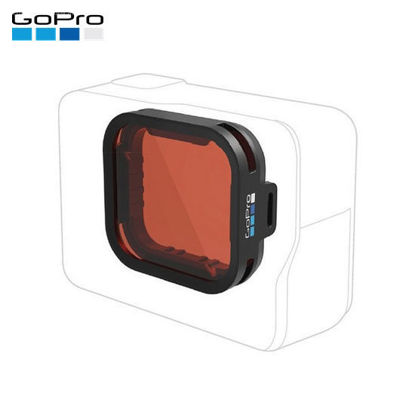 Picture of GoPro Blue Water Snorkel Filter, 5-33ft (1.5-10m)