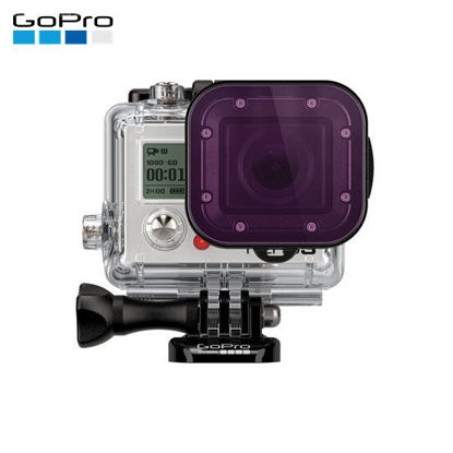 Picture of GoPro Magenta Dive Housing Filter