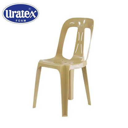 Picture of Uratex Monoblock 101 Classic Chair Beige