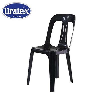 Picture of Uratex Monoblock 101 Classic Chair Black