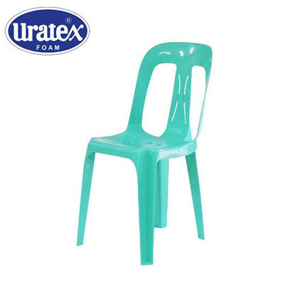 Picture of Uratex Monoblock 101 Classic Chair Marble Mint Green
