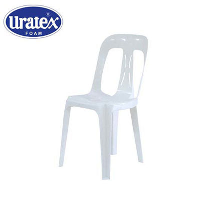 Picture of Uratex Monoblock 101 Classic Chair Marble White