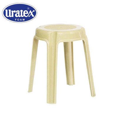 Picture of Uratex Monoblock 201 Stool Marble Beige