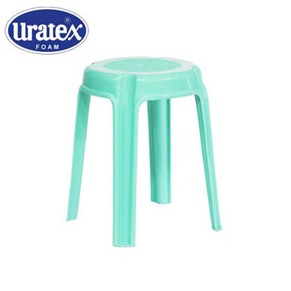 Picture of Uratex Monoblock 201 Stool Marble Mint Green