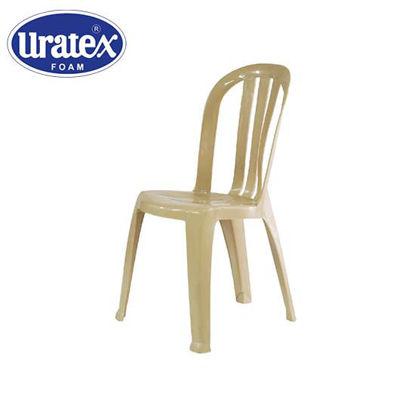 Picture of Uratex Monoblock 1001 Americana Chair Marble Beige