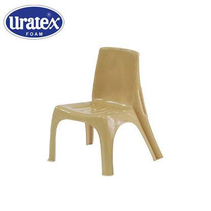 Picture of Uratex Monoblock 3801 Kiddie Chair Marble Beige