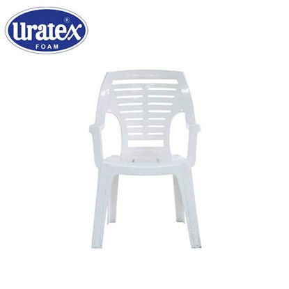 Picture of Uratex Monoblock 701 Macho High Back Armchair Marble White