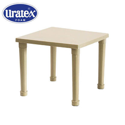 Picture of Uratex Monoblock 2401 - 20 Square Table Marble Beige