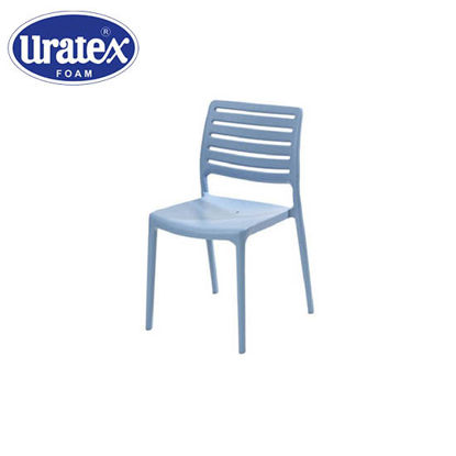 Picture of Uratex Monoblock Olympia Bistro Chair Blue