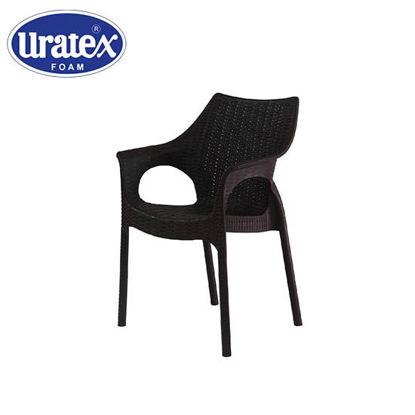 Picture of Uratex Monoblock Belleza Armchair Brown