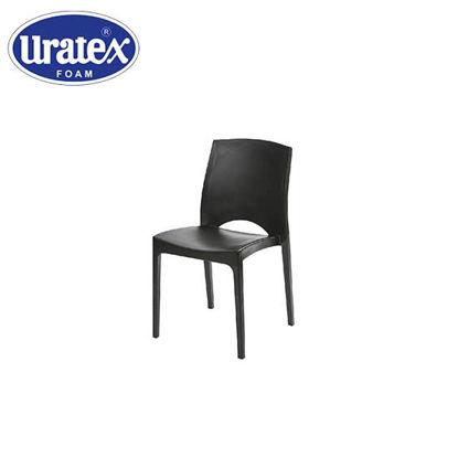 Picture of Uratex Monoblock Brooklyn Chair Black