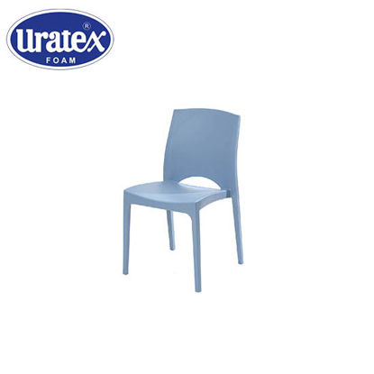 Picture of Uratex Monoblock Brooklyn Chair Blue