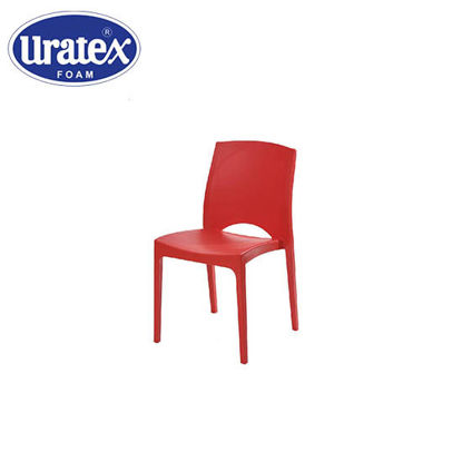 Picture of Uratex Monoblock Brooklyn Chair Red