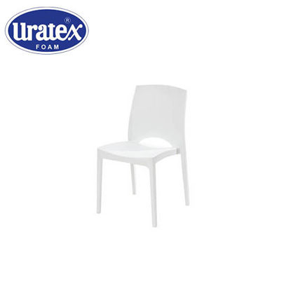 Picture of Uratex Monoblock Brooklyn Chair White