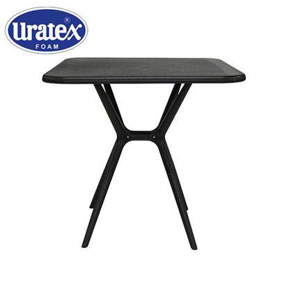 Picture of Uratex Monoblock Alba Table Black