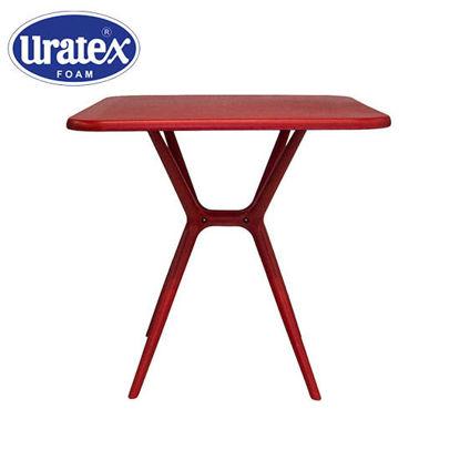 Picture of Uratex Monoblock Alba Table Red
