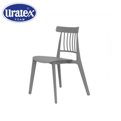 Picture of Uratex Monoblock Enna Chair Gray
