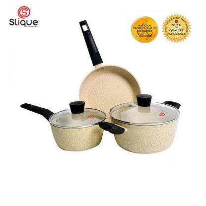 Picture of Slique Premium Forged Cookware Set