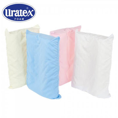 Picture of Uratex Contour Plus 5 x 15 x 21.5 (Standard) White