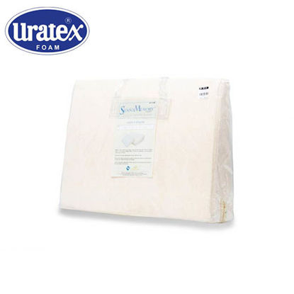 Picture of Uratex Senso Memory® Wedge Pillow 1 x 3 x 9 x 13 White