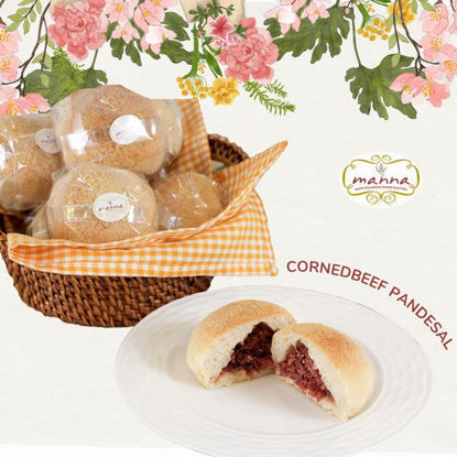 Picture of Manna Corned Beef Pandesal